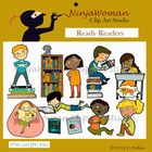 Here's a group of kids who LOVE to READ!Images included in this collection are:Fiona,Ashley,Joe,Briana,Marcus, Liam, Freddy,2 separate b...