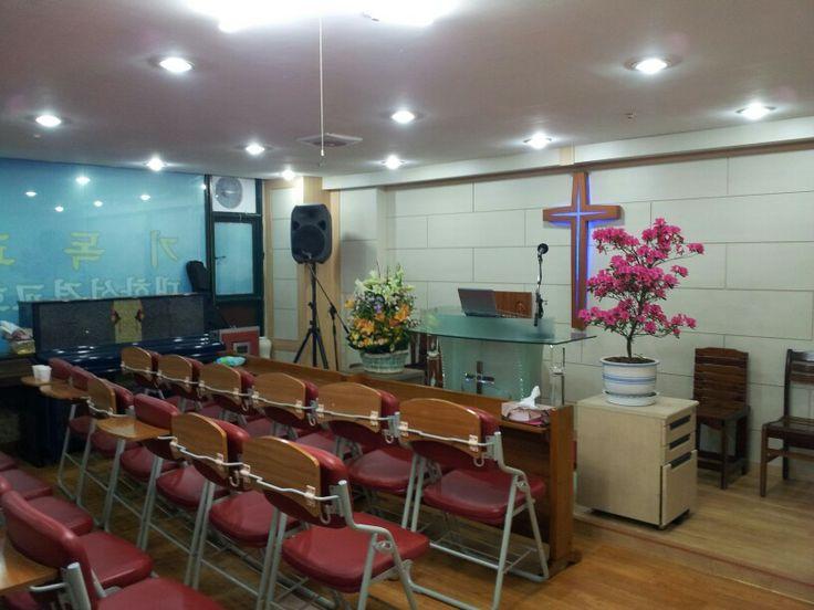사랑의교회 강인함 선배님 시무교회