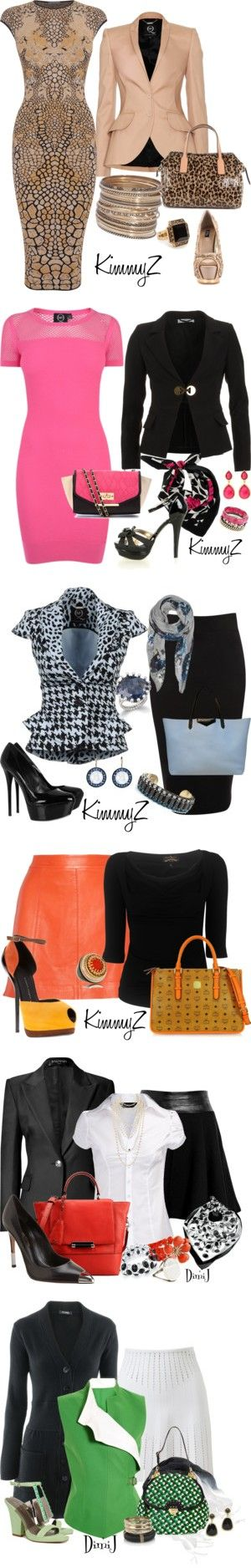 """Working 9-5"" by zuckie1 on Polyvore"