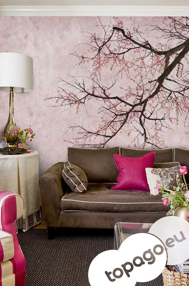 Wallmurals Japan tree