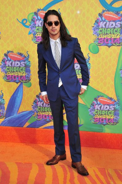 Avan Jogia Photos Photos - Actor Avan Jogia attends Nickelodeon's 27th Annual Kids' Choice Awards held at USC Galen Center on March 29, 2014 in Los Angeles, California. - Nickelodeon's 27th Annual Kids' Choice Awards - Arrivals