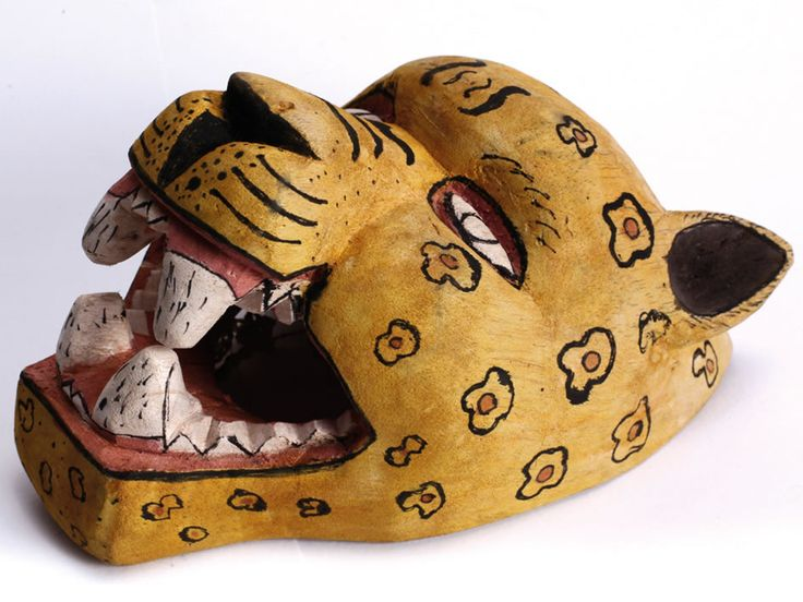 MÁSCARA DE TIGRE DECORATIVA  $80.000  http://www.sanragua.com/artesanias/hogar-y-decoracion/mascara-de-tigre-decorativa/