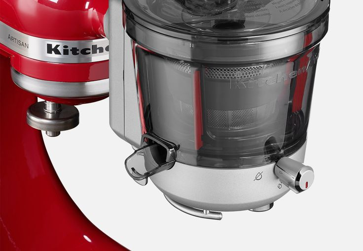 Discover the KitchenAid ultimate  Juicer and Sauce Attachment