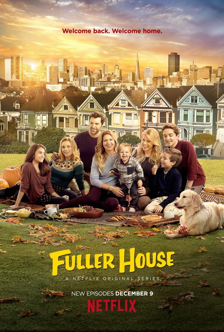 Fuller House: Season 2 Debut Date and Poster Revealed  Season 2 of the Netflix original series Fuller House will premiere on December 9 2016 the streaming service has announced.  Alongside the announcement of the second season's release date Netflix also debuted new promotional art for Fuller House: Season 2 featuring a cast that includesCandace Cameron Bure as D.J. Tanner-Fuller Jodie Sweetin as Stephanie Tanner Andrea Barber as Kimmy Gibbler and many more.   Full House: Season 2 key art…