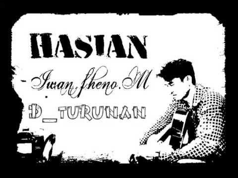 Iwan Fheno Manurung - Hasian (VIDEO LIRIK)