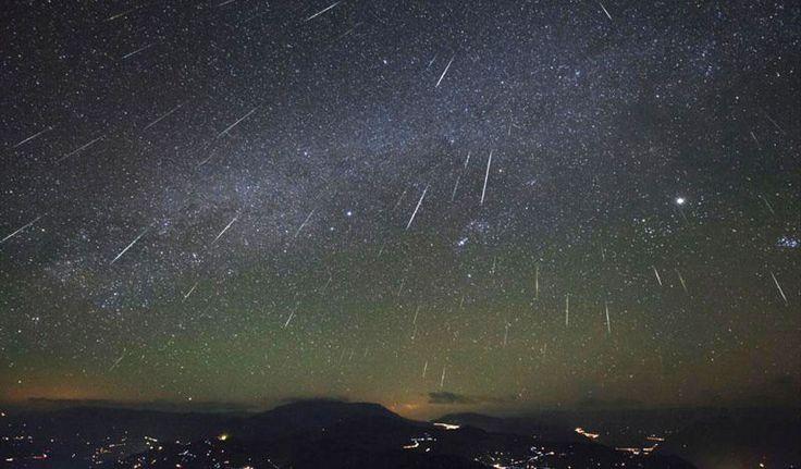 Сегодня ночью в небе можно будет наблюдать метеоритный дождь Геминиды - sabai.tv
