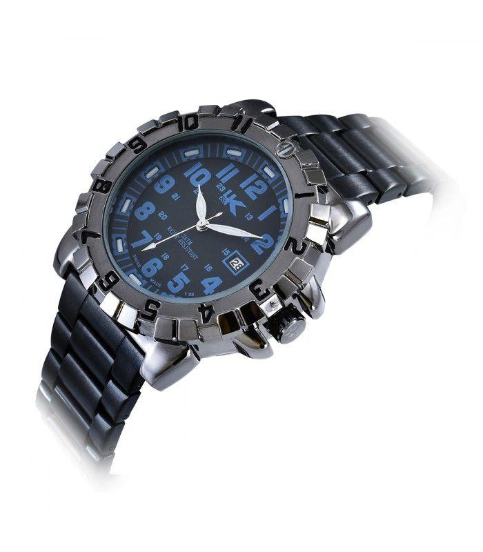 Yaki Mens Analog Quartz Wristwatch FA1291 - Yaki Watches Shop