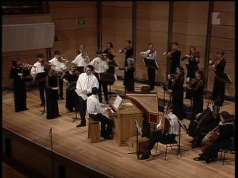 Antonio Vivaldi. Andreas Scholl, countertenor. The Australian Brandenbur...
