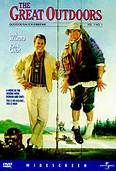 The Great Outdoors (1988). [PG] 91 mins. Starring: Dan Aykroyd, John Candy, Stephanie Faracy, Annette Bening and Robert Prosky