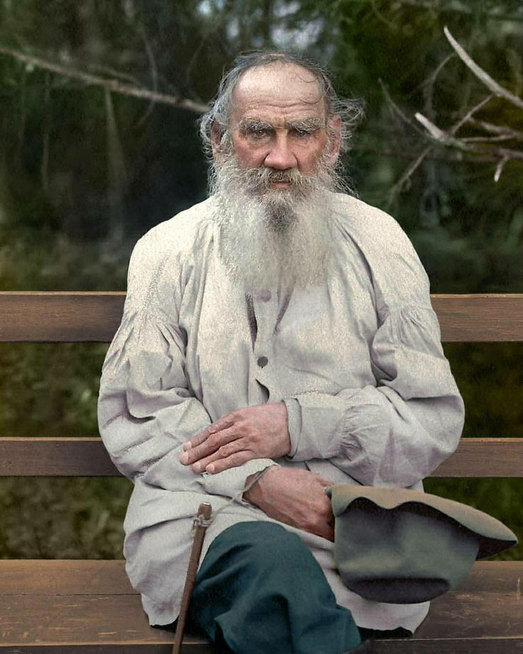 Leo Tolstoy instagram.com