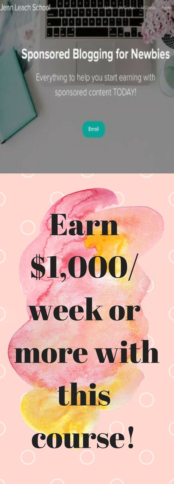 I show you how to earn four figures weekly with sponsored content, straight to your PayPal account or bank account! You also learn how to travel for free