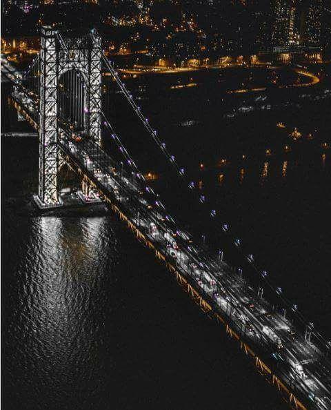 Love The George Washington Bridge !