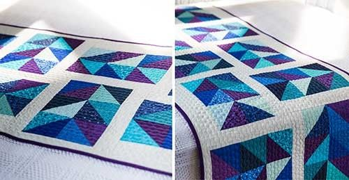 This Way and That Runner Quilt Kit