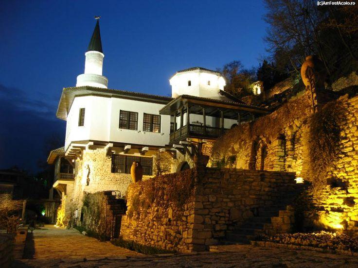 Castelul din Balcic & Balcic Castle - Queen Marie of Romania