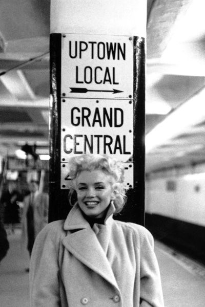28 Rare Photos of Marilyn Monroe You Must See     StyleCaster