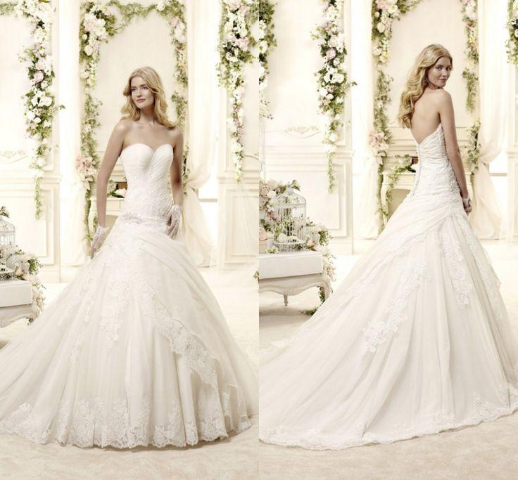 Cheap wedding dresses brands - Boulcom dress style 2018