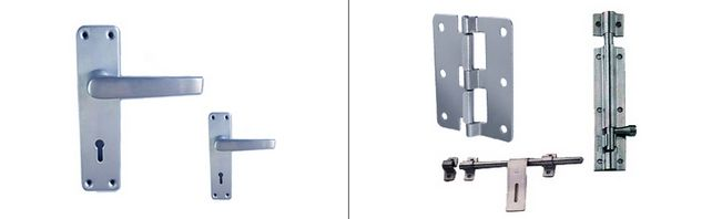 Aluminium Hardware #AluminiumHardware