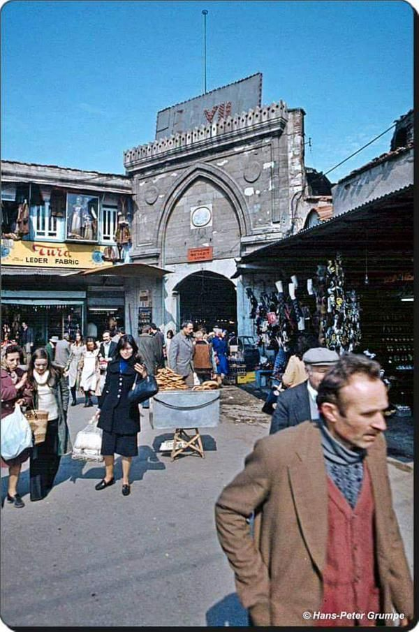 Beyazıt (1978) F: Hans Peter Grumpe #istanbul #istanlook #birzamanlar