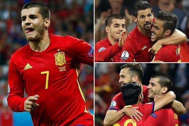 morata magic#euro 2016