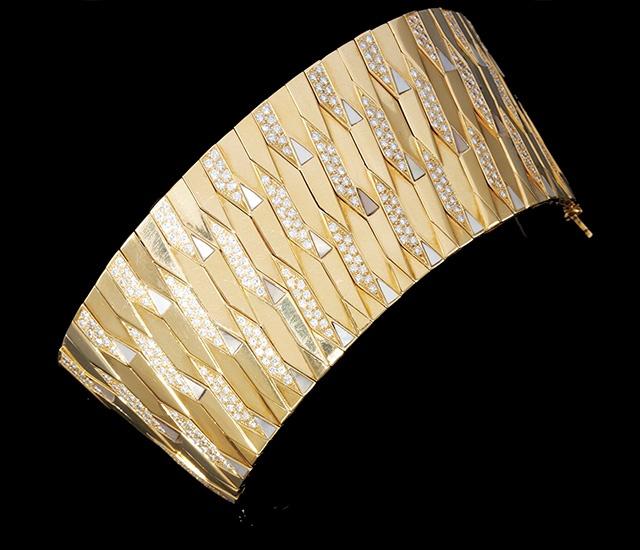 "Cartier bracelet 1970"""