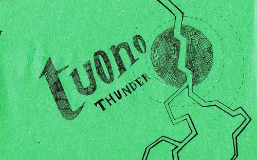 Learning Italian Language ~ Tuono (Thunder) IFHN