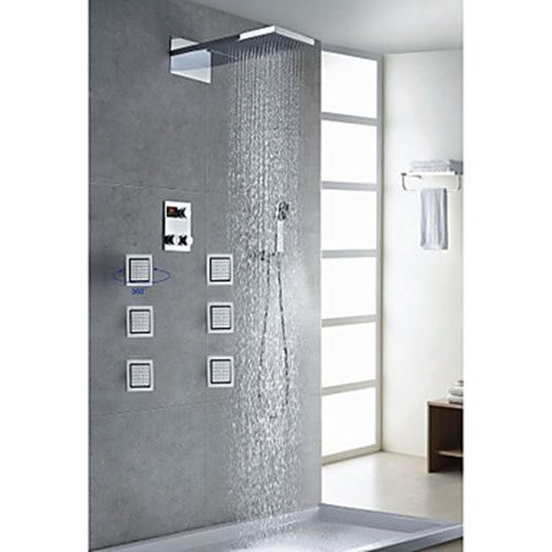 91 best Shower Faucets images on Pinterest   Faucets, Plumbing stops ...