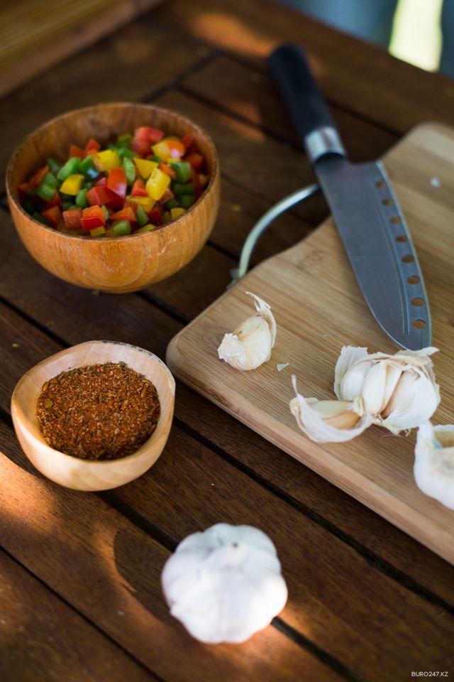 Рецепт недели: Луизианское гамбо от шеф-повара Тани Холланд