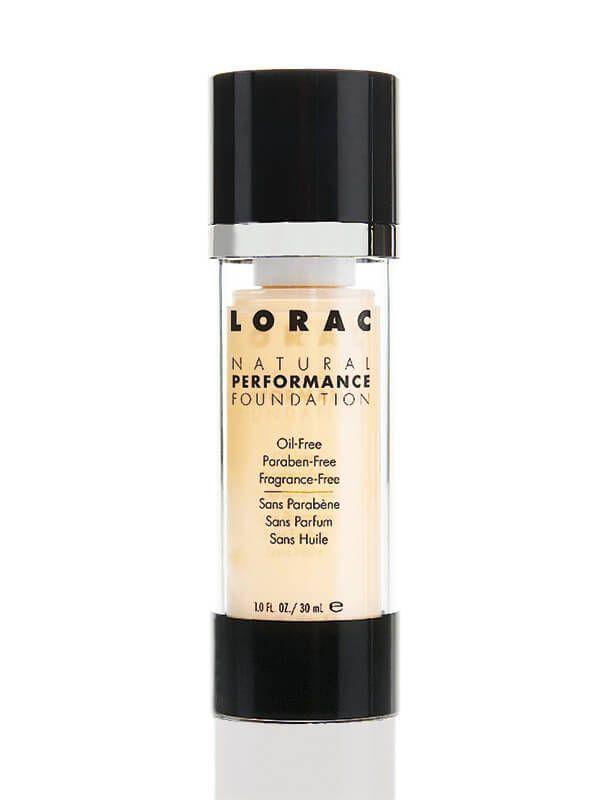 LORAC Natural Performance Foundation