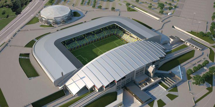 @Udinese ristrutturazione dello Stadio Friuli #9ine
