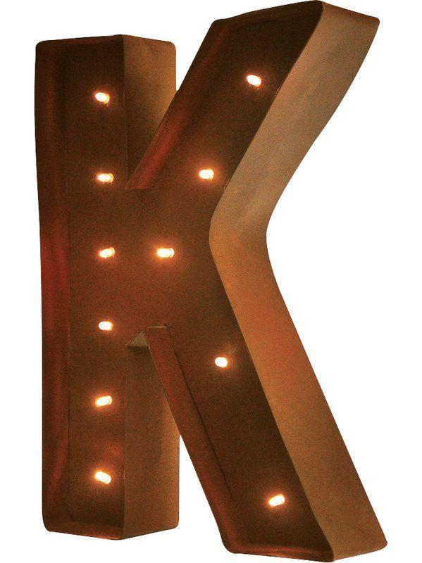 Altum Rustic Vintage Letter Led Marquee Sign In 2020 Vintage Lettering Vintage Walls Marquee Sign