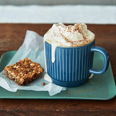 Recept: Pumpkin spice latte