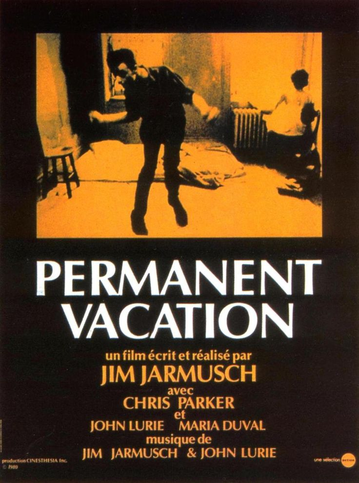 Permanent Vacation (1980) - directed by Jim Jarmusch