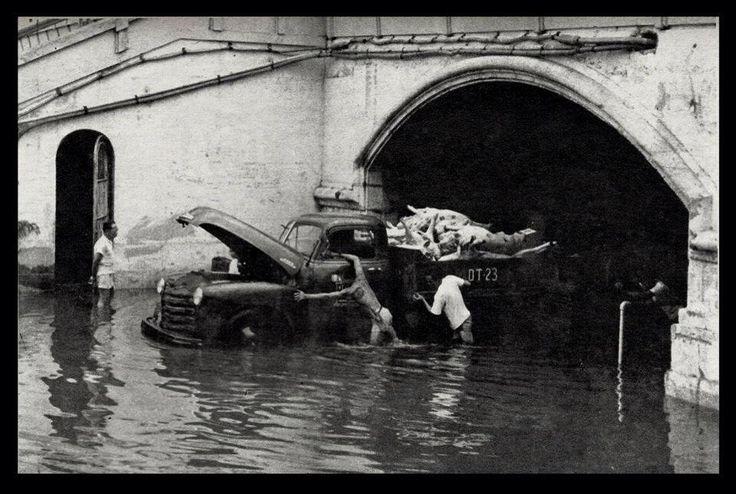 Flooded Manila