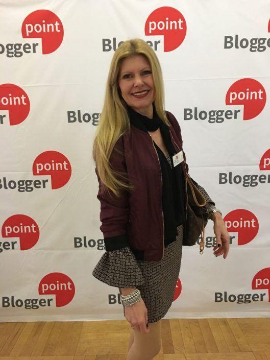 Das sympathische Topagemodel Renate Zott haben wir kennengelernt beim Bloggerpoint – der Event!