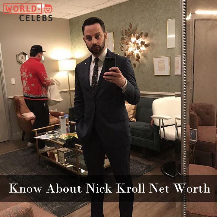 Information About Nick Kroll Net Worth World Celebs Com Nick John Mulaney Scott Foley