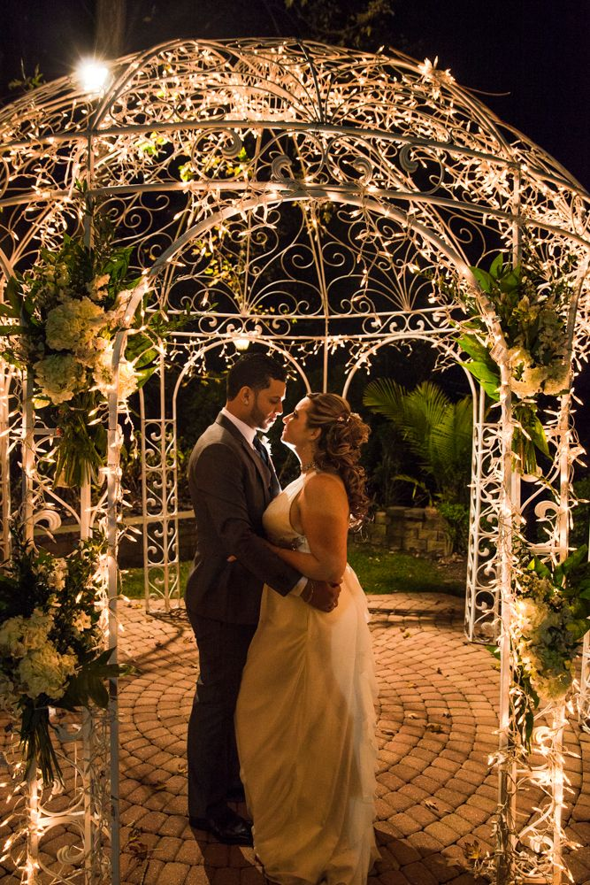 9 best gazebo wedding images on pinterest dream wedding weddings christmas lights gazebo wedding photos junglespirit Image collections