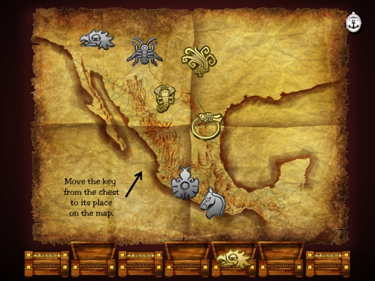 Treasure Kai and the Seven Cities of Gold