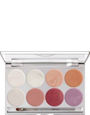 Illusion Palette 8 Colors | Kryolan - Professional Make-up