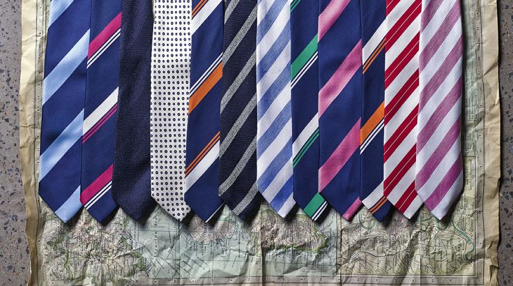 Ties for every occasion. www.mjbale.com