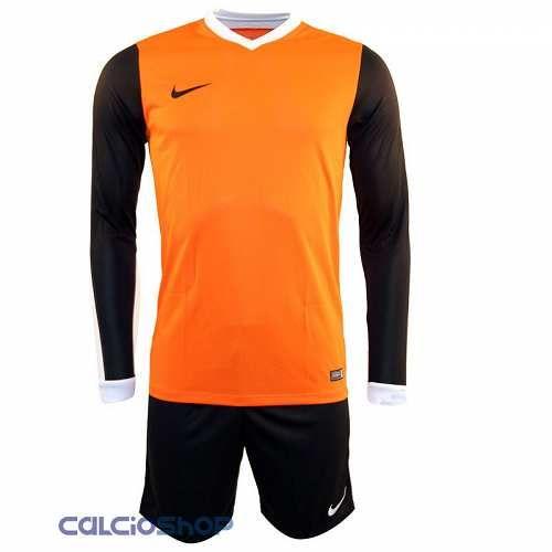 Prezzi e Sconti: #Nike striker iv arancione / nero ml  ad Euro 31.90 in #20453 n815 #Abbigliamento gara completi
