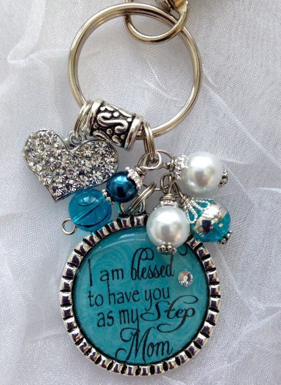 I am blessed to have you as my Step Mom necklace by TrendyTz, $20.99