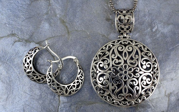 """Sterling silver is a soft metal that can scratch easily,"""" says Higginbotham…"""