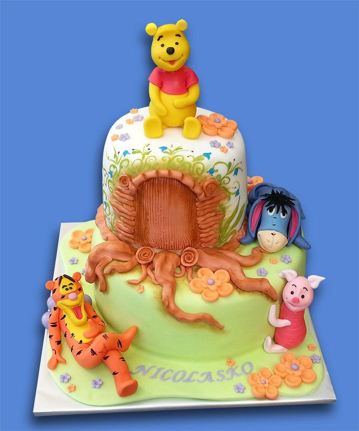 Pooh na domčeku / Pooh on his house