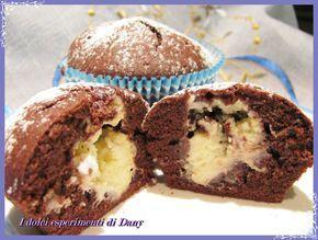 Muffins al cioccolato con sorpresa