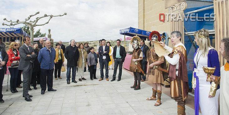 Navaridas celebra la II feria histórica del vino de Rioja Alavesa | QTRAVEL Portal de Viajes y Turismo - QTRAVEL Revista de Viajes