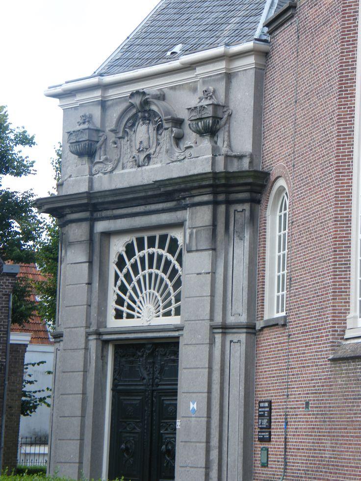 VOORBURG CHURCH Picture taken by Marielle Beemer