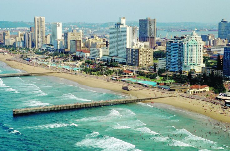 Can't wait to be here in a month: Durban, South Africa