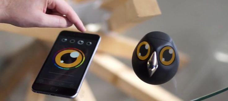 Crearon cámara de vigilancia para el hogar