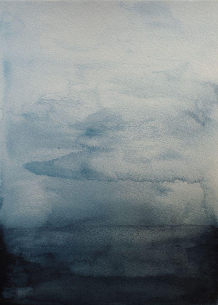 Trine Holbæk – Blue Waters