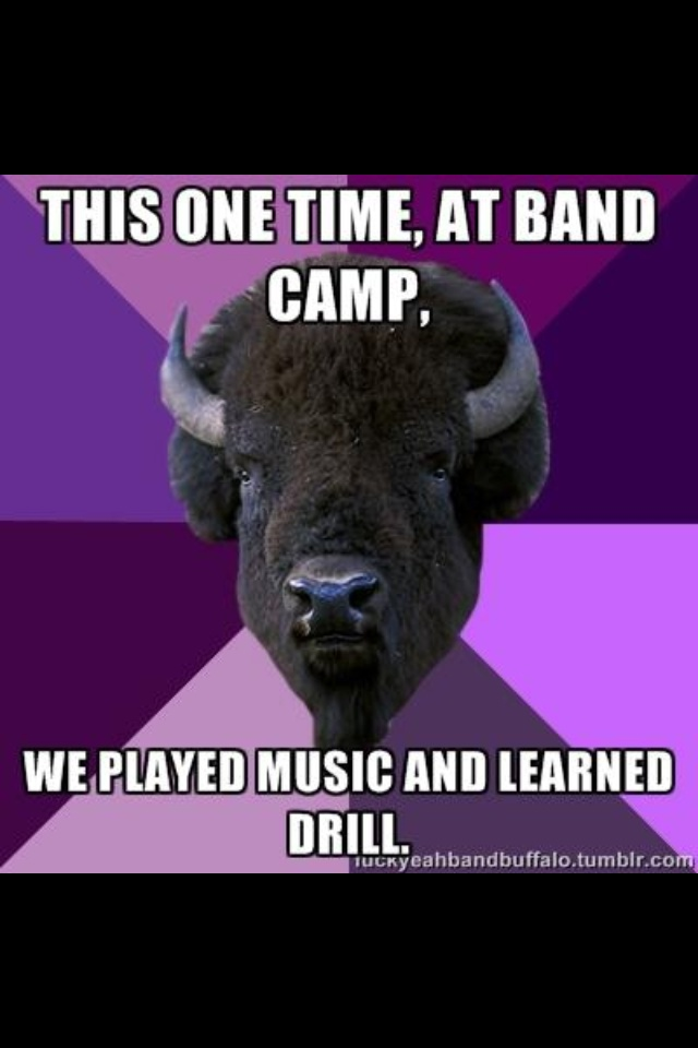 This happens at band camp.. Sorry to disappoint.